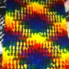 ranbow plaid scarf